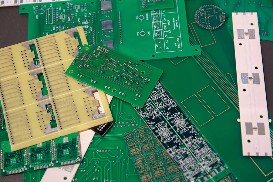 PCB/PCBA/Cable - Gradient Design & Engineering